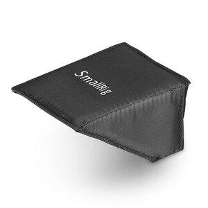 Image 2 - SmallRig A7M3 LCD ekran güneşlik Sony A7 A7II A7III A9 serisi kameralar güneş gölge 2215