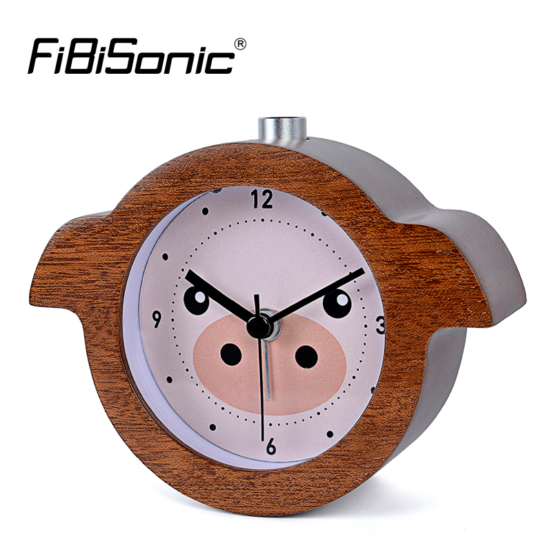 table gifts clock clocks products online f pid decor com buy fabindia root brown
