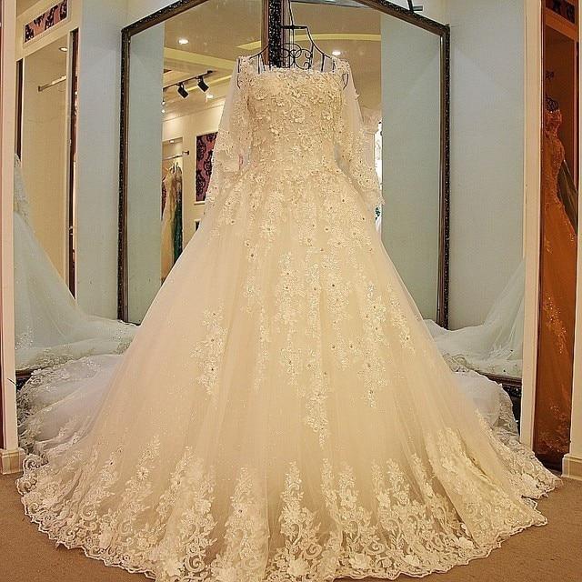Backlake Bling Wedding Dresses Lace Strapless With Jacket Corset