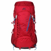 Men S Sports Backpack Bag Lightweight Camping Travels Hiking Mountaineering Waterproof Ultralight 50L 5L With Rain