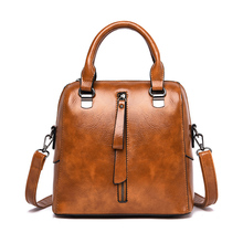 Ladies Handbag Leather Crossbody Bags for Women 2019 Fashion Shoulder Bag Red Flap Tote Small Messenger Bag Female Crossbody Bag new arrival peach heart leather women handbag fashion scarves pu leather messenger bag crossbody bags for women ladies tote bag