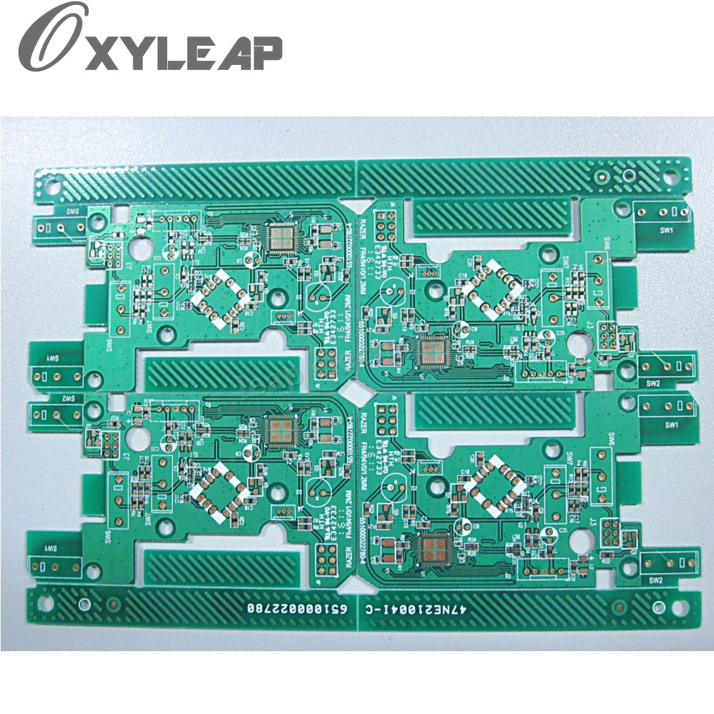 Double Sided Pcb 2 Layer Circuit Board Produce In Home Automation High Quality Computer Hdi Made China For Sale Modules From Consumer Electronics On Alibaba Group
