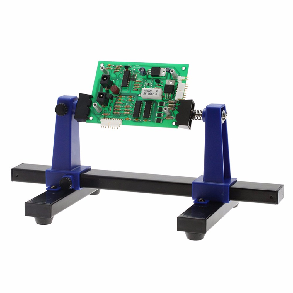 цена на PCB holder Printed Circuit Board Soldering and Assembly Holder Frame SN-390