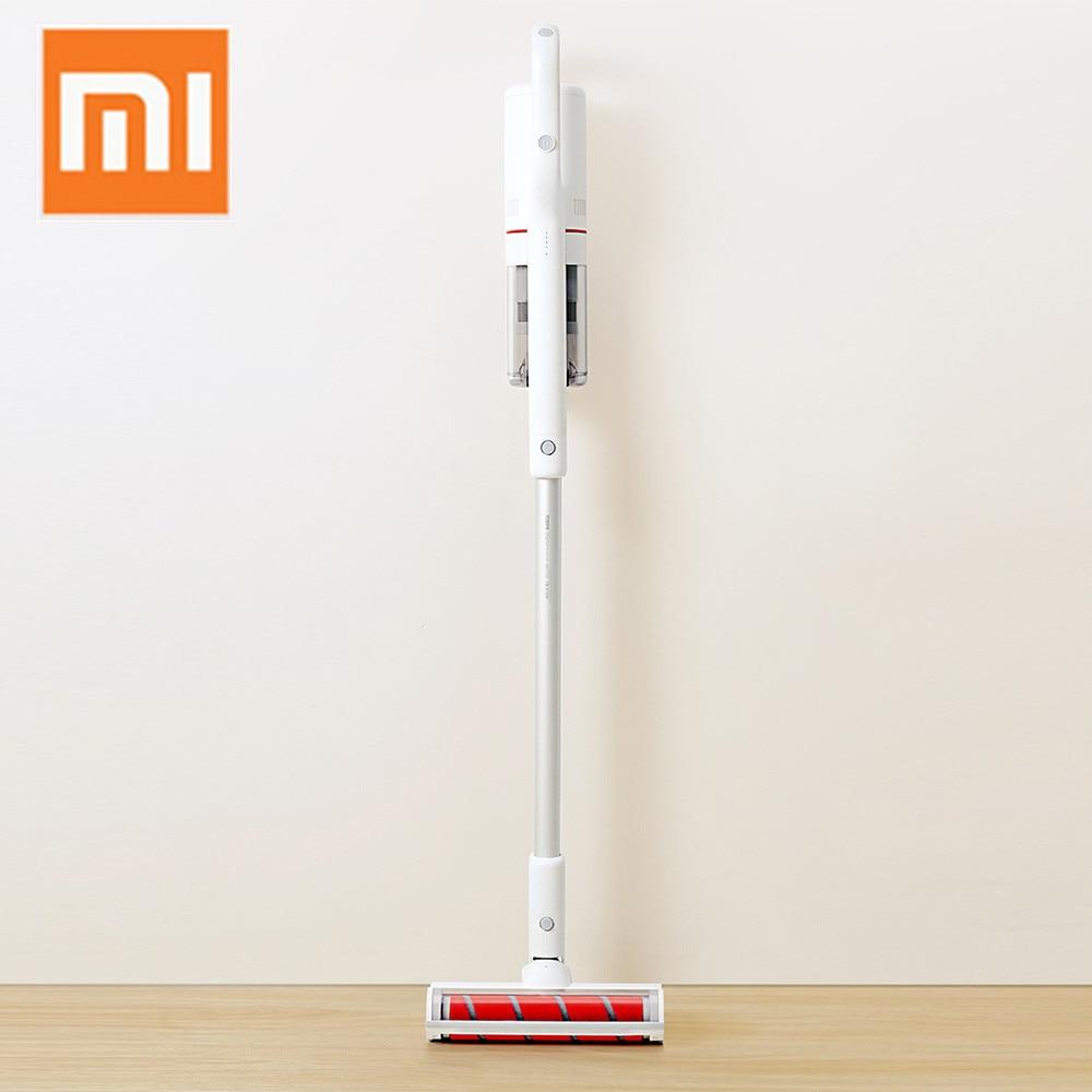 Оригинальный Xiaomi Roidmi F8 бесшумный ручной пылесос 18500 Pa Сильный всасывания Беспроводной дома пылесборника аспиратор Новый