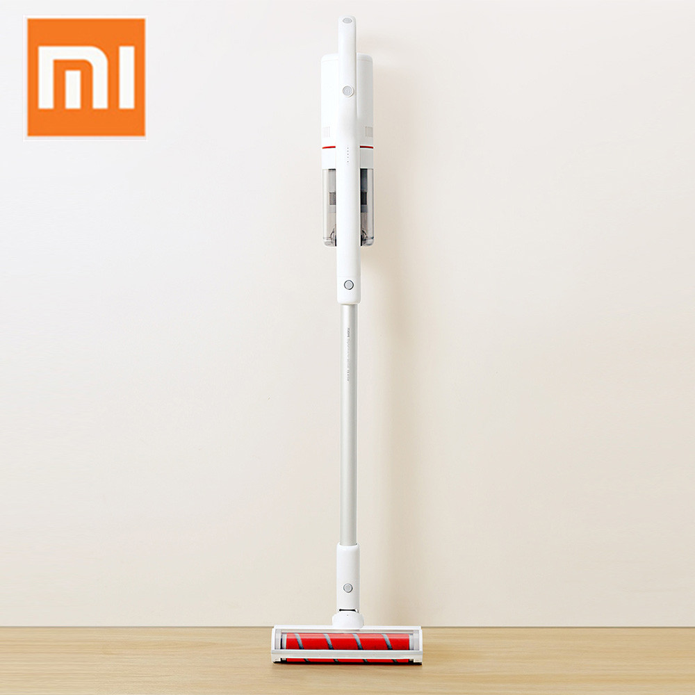 Original Xiaomi Roidmi F8 Ultra Quiet Handheld Vacuum Cleaner 18500Pa Strong Suction Wireless Home Dust Collector Aspirator New xiaomi roidmi xcq01rm portable handheld strong suction vacuum cleaner z25
