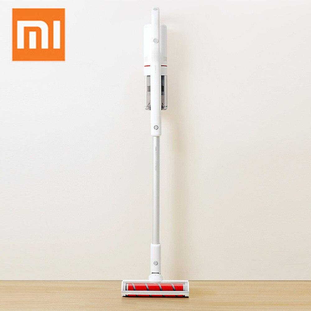 Original Xiaomi Roidmi F8 Ultra silencioso aspirador Handheld 18500 Pa fuerte succión hogar colector de polvo aspirador nuevo