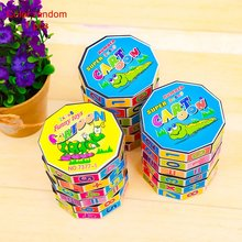купить Children Arithmetic Toys Cylindrical V-cube 6 Numbers Magic Cube Toy Puzzle Game Gift to Help Children Learning Math онлайн