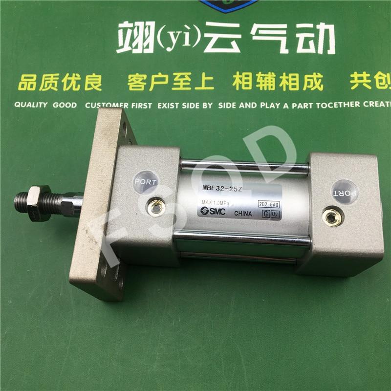 MBF32-25Z MBF32-50 SMC air cylinder pneumatic cylinder air tools SMC series smc cq2a40 10dz xc6 air cylinder pneumatic air tools smc series