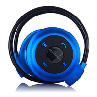 New Mini Sports Bluetooth Headphones Q3 Stereo Foldable FM Wireless After Hanging Headband Earphones With