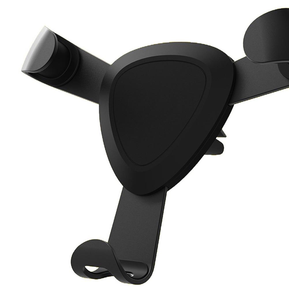 1 StÜck Air Vent Handy Car Mount Cradle Air Vent Clip Für Iphone Android-handy (schwarz) Exquisite Handwerkskunst;