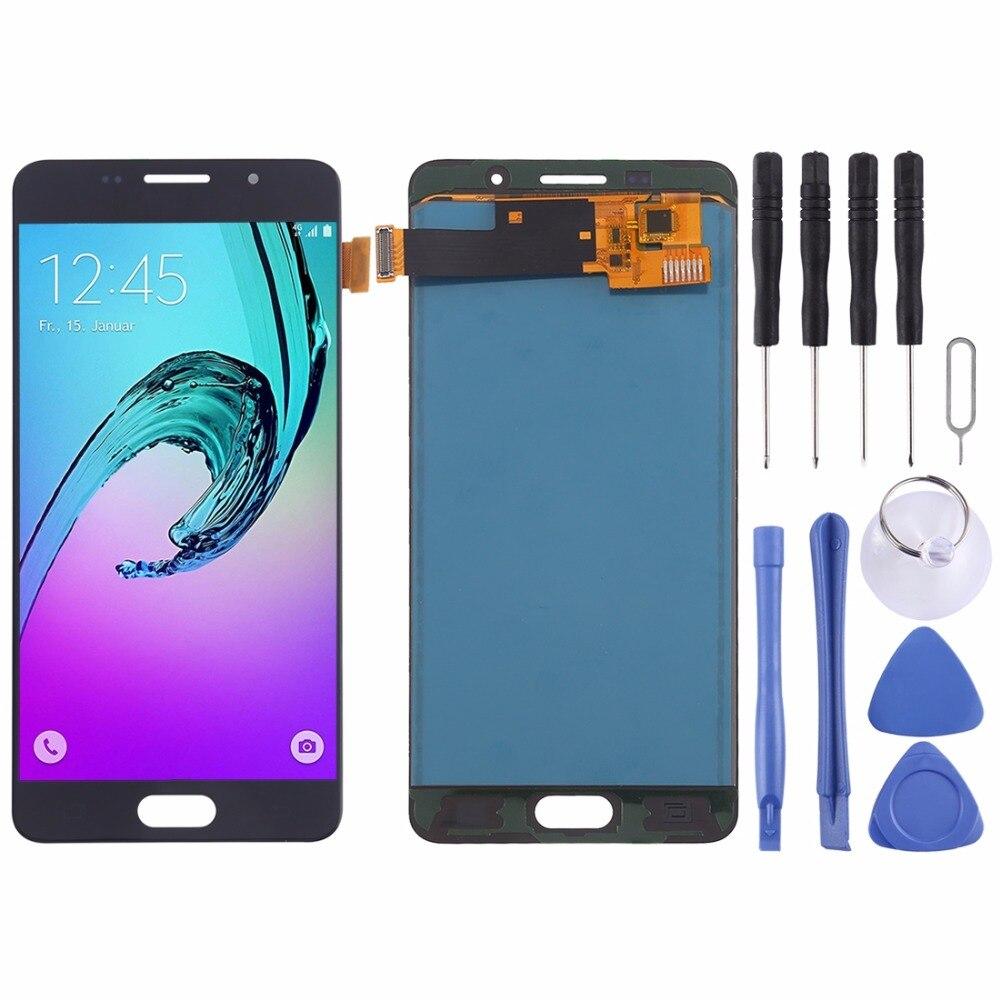 Schermo LCD e Digitizer Montaggio Completo (Materiale TFT) per Samsung Galaxy A5 (2016)/A510Schermo LCD e Digitizer Montaggio Completo (Materiale TFT) per Samsung Galaxy A5 (2016)/A510