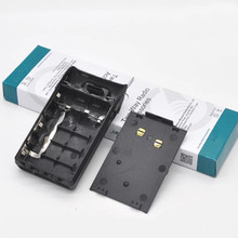 Original 5XAA battery box case with belt clip for Wouxun KG UVD1P KG UV6D KG 699E KG 678 KG 679 KG 689 etc walkie talkie