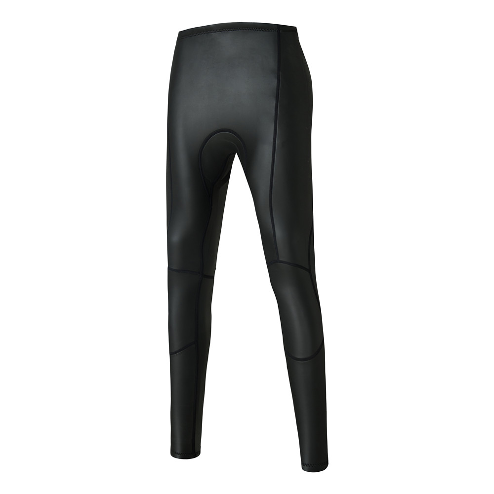 2mm smooth skin surfing pants for men waterproof  2mm smooth skin surfing pants for men waterproof