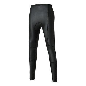 2mm smooth skin surfing pants for men waterproof