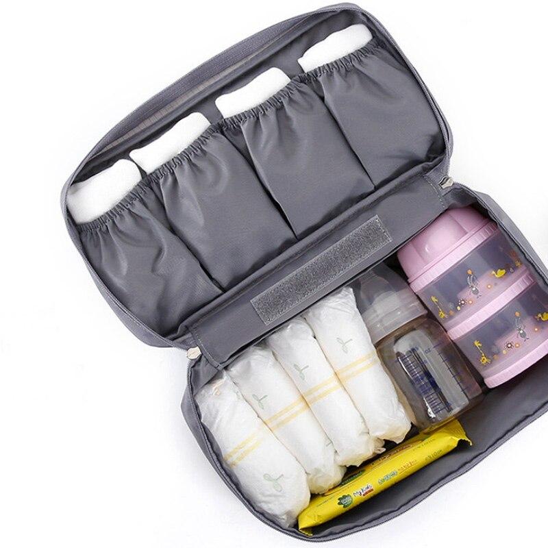 JJDXBPPDD Cosmetic Bag Korean Makeup Organizer Underwear Bra Makeup Bags Storage Travel Bags Handbags Diaper bag