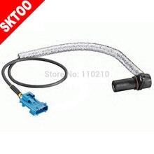 Apeek  Crankshaft Position sensor For Saab 9-5 YS3E 3.0 V6T 0261210169 9195885 9185232 90490496 09185232 09195885 0 261 210 169