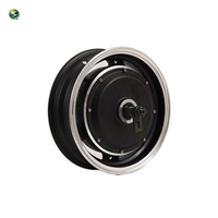12inch 3000W 205 50H V3 Brushless DC Electric Scooter Motorcycle Hub Wheel Motor