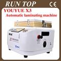 12 Inch X3 GAS Lock OCA Vacuum Laminating Debubblers 2 in 1 Glass Screen Press Machine with Bubble Remover