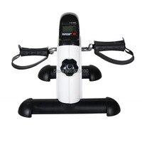 1 компл. AB мини тренер Велосипедный Спорт ногу тренажер ход гемиплегия реабилитационное оборудование Фитнес педаль