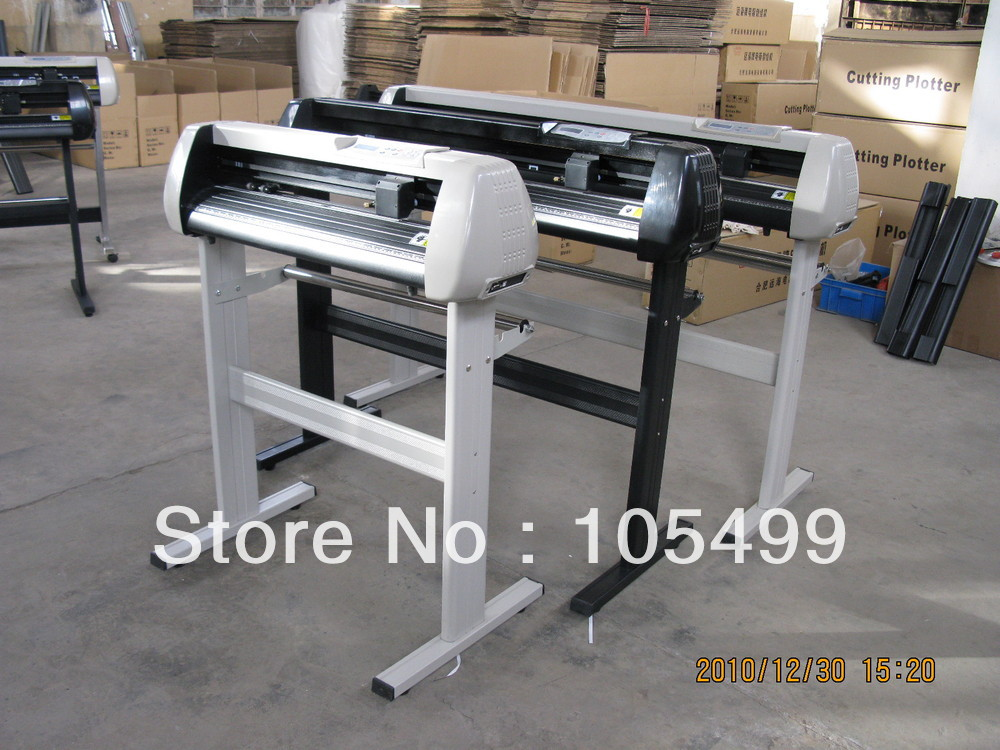 High accuracy cutting plotter vinyl cutter cheapest in china cutter plotter price High Precision contour price