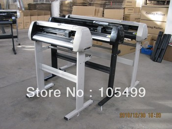 High accuracy cutting plotter vinyl cutter cheapest in china cutter plotter price, High Precision contour price
