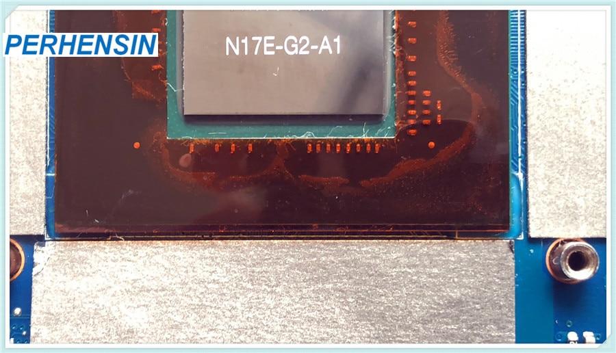 Original For ASUS G752VM G752VML G752VS Motherboard i7 6700 CPU GTX 1070M 100% Work Perfectly