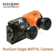 RunCam Eagle 800TVL DC 5-17V Global WDR 16:9 CMOS FPV Racing Drone Camera PAL NTSC Switchable