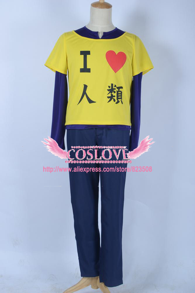 2017 No Game No Life Cosplay Sora Costume Unisex Sport Suit Casual Wear Summer Wear Customized Costume