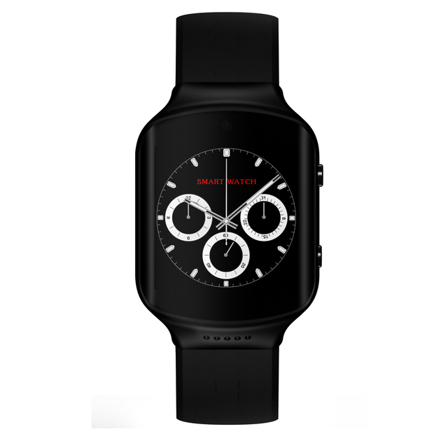 Z80s gps smart watch android 5.1 mtk6580 quad core 4 ГБ ROM электроника Часы с Heart Rate Monitor 3 Г wi-fi Bluetooth камера