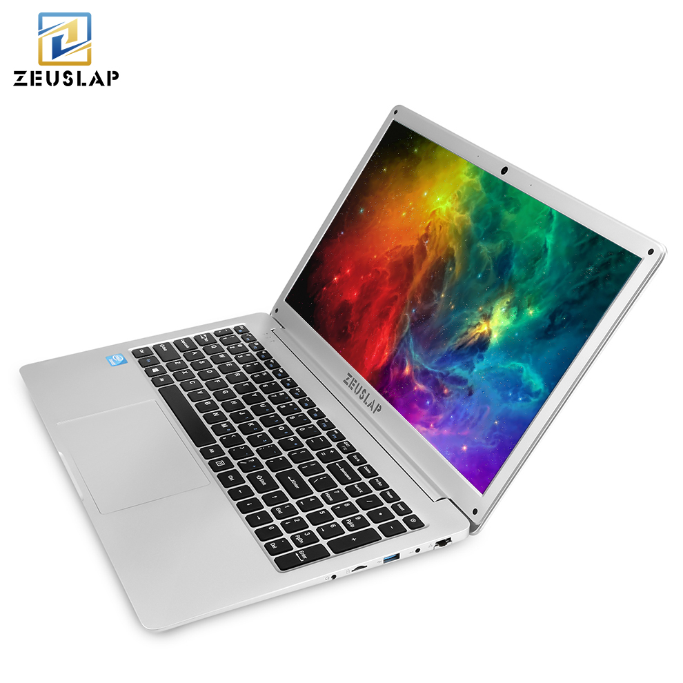 New 15.6inch 8GB Ram+1TB/2TB HDD Windows 10 System Intel Gemini Lake Quad Core CPU 1920*1080P Full HD Laptop Notebook Computer