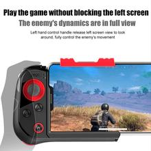 DSstyles For Android IOS Game Controller PG-9121 Wireless Bluetooth for Tablet PC TV Box One-handed Smartphone Android Game Joystick цена