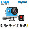 """2017 New Original EKEN H9R Ultra HD 4K Sports Action Camera Video Wide Angle 2.0"""" Screen 1080p 60fps H9+ 2.4G Remote control cam"""