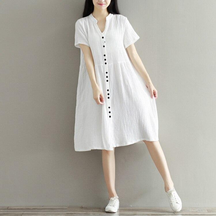 Свободные летние платья фото