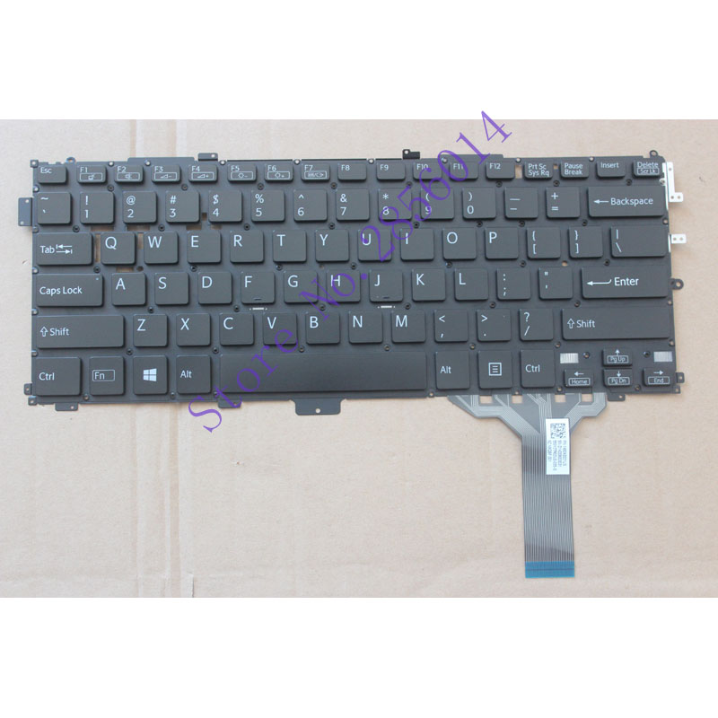 US Laptop Keyboard for sony vaio  Pro 13 SVP13 SVP13A SVP132 SVP1321 SVP132AUS Laptop Keyboard for sony vaio  Pro 13 SVP13 SVP13A SVP132 SVP1321 SVP132A