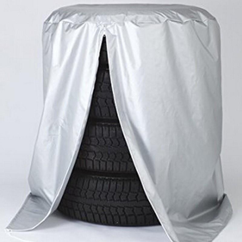 Prix pour S L Taille De Voiture Roue De Secours Couverture Garage Pneu Cas Auto Véhicule Automobile Pneu Accessoires Protecteur Sac D'entreposage De Pneus De Voiture-couvre