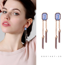 19 Styles Retro Geometric Earring Collections Women Jewelry Brincos Women Fashion Earrings Accessories Wholesale 2018