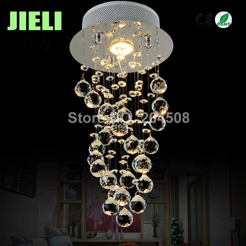 Crystal Chandelier Quality Types: Free Shipping Good Quality Mini Type D200*H400mm
