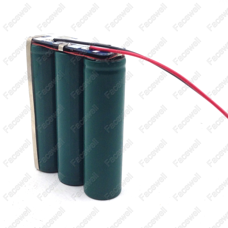 2pcs 111v 18650 2600mah 12v Li Ion Power 126v Battery Pack Protection Circuit Module Pcb For 74v Liion 18500 3s Speaker Audio Electric Toys Emergency Lights In Replacement Batteries