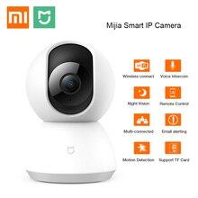 Xiaomi Mijia CCTV Smart IP 360 камера WiFi Pan-tilt ночное видение 360 Угол видео камера обнаружения движения Xioami Домашняя безопасность
