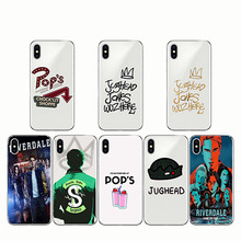 American Hot TV Riverdale Soft Silicone Phone Case Cover Coque Funda Capa  For iphone 11 X 5S 6 7 8 PLUS XR XS MAX PRO