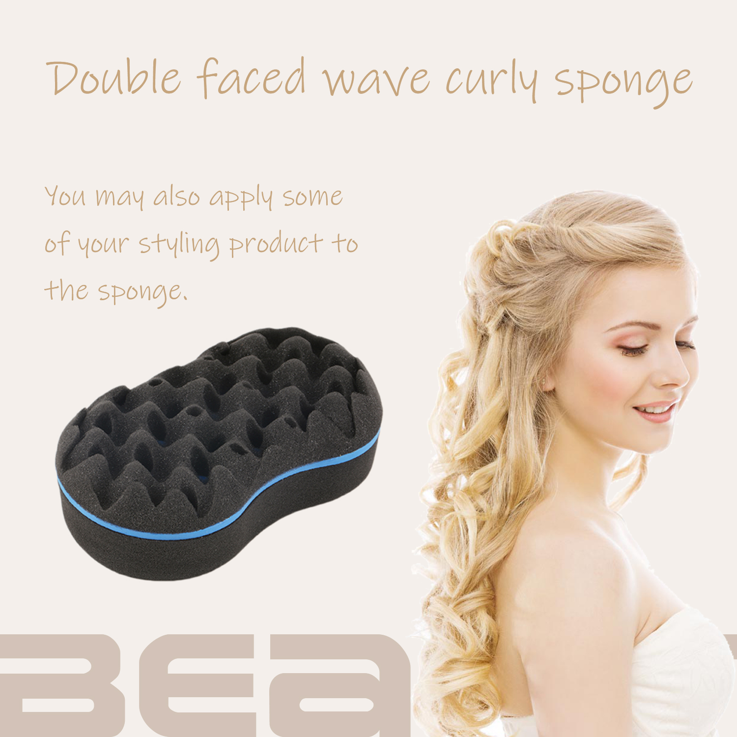 Women And Children Double Barber Hair Brush Oval Sponge Locking Twist Coil Afro Curl Wave Top Quality Hair Rollers Hair Care Styling Suitable For Men