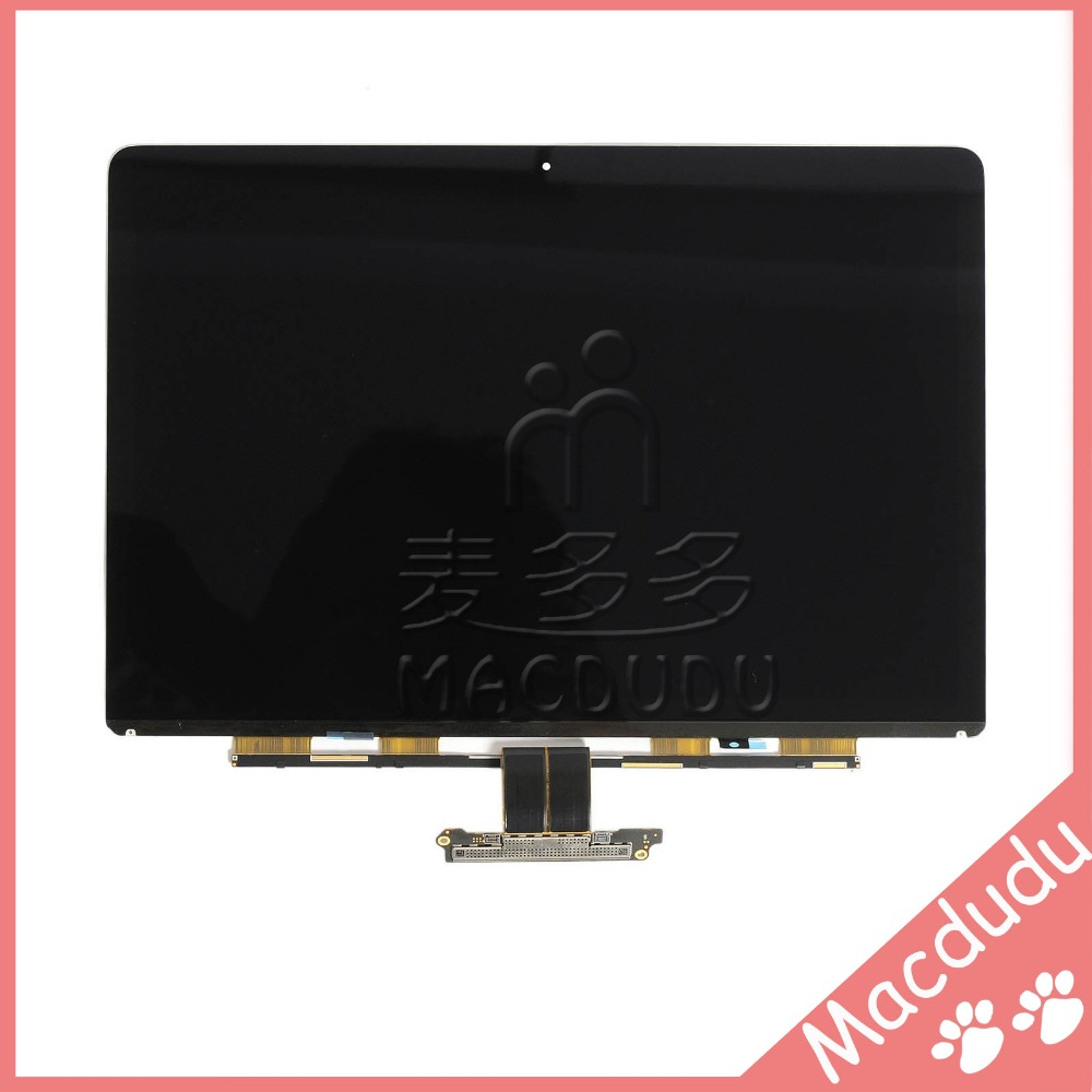 New LCD LED screen display panel For 12 Macbook Retina A1534 2015 2016 genuine 12 laptop matrix for macbook a1534 lcd led replacement screen display brand new 2015 2016 years