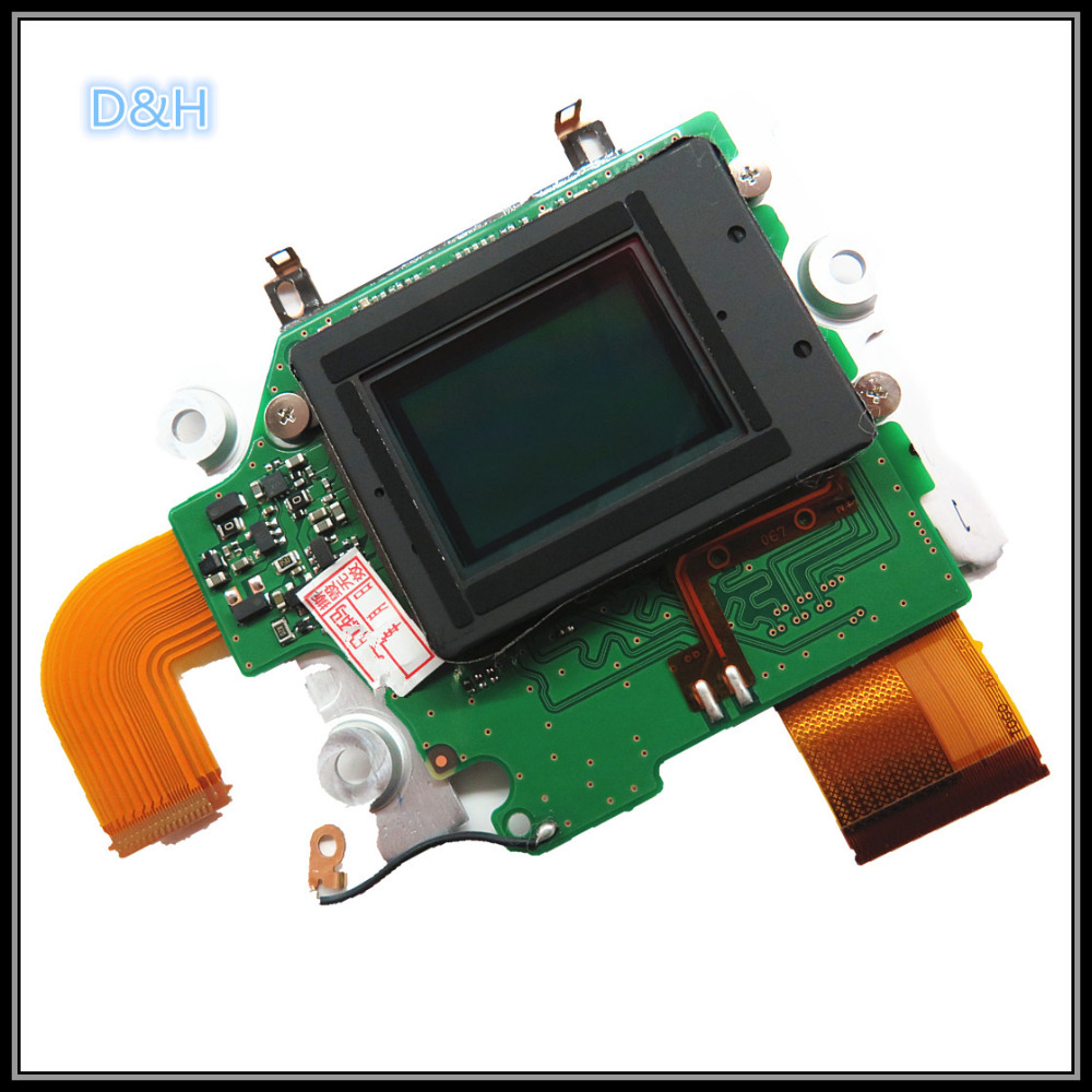 100% Original D7200 CCD CMOS Image Sensor With Perfectly Low Pass filter Glass For Nikon D7200 d7200