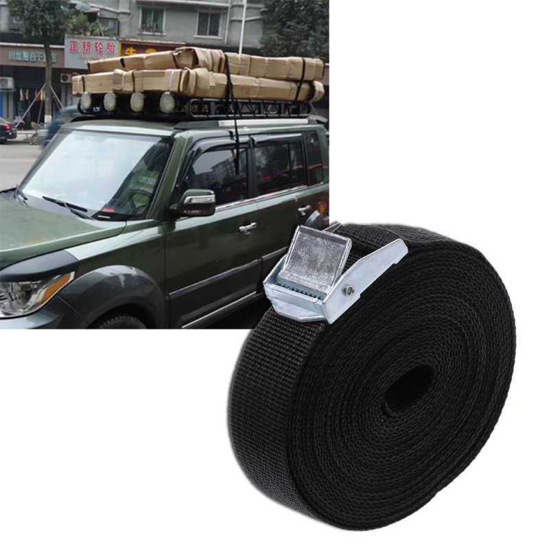 سيارة البضائع حزام مشبك التعادل أسفل حزام قوي حزام راشيه الأمتعة البضائع الجلد