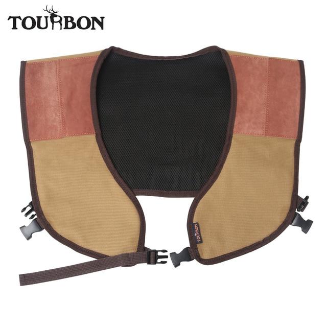 Tourbon Hunting Gun Accessories Absorb A Coil Harness Rifle Shoulder