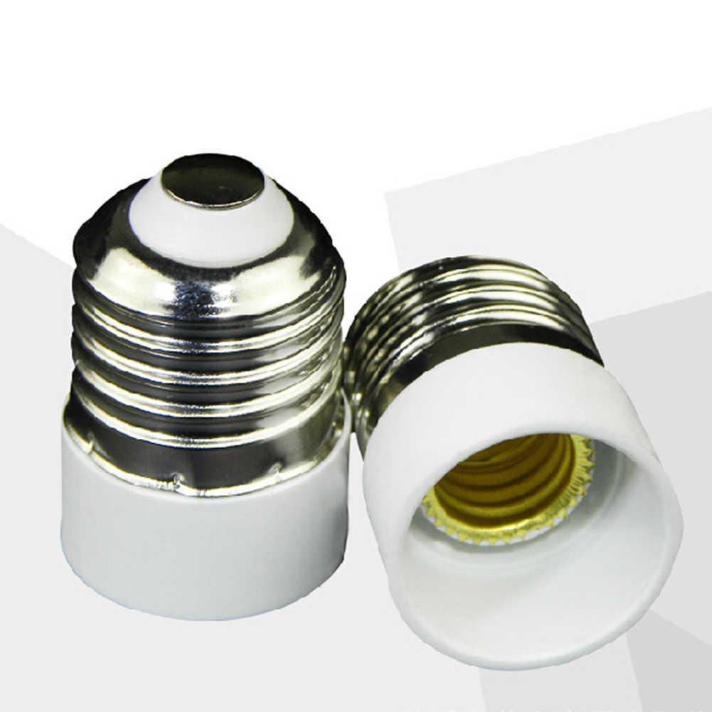 E27 к E14 Led основание лампы конверсионный преобразователь, переходник огнеупорный материал для домашнего освещения и зажигалки