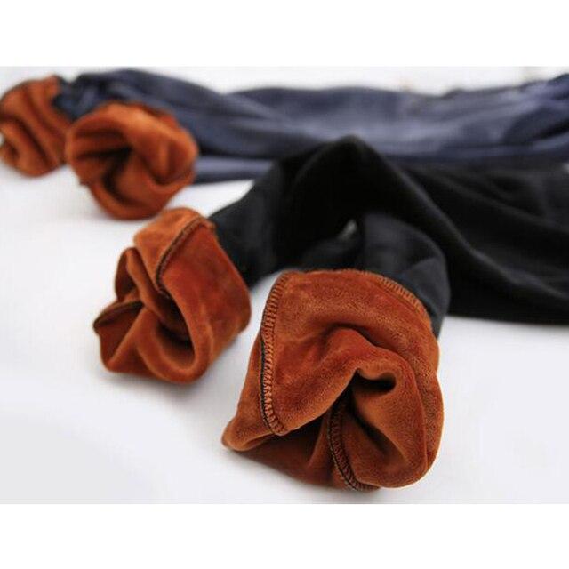 Rihschpiece Winter Plus Size 3XL Velvet Pants Women Elastic High Waist Harem Pant Warm Loose Fleece Sweatpants Trousers RZF1410 5
