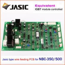 Панель управления кормушкой NBC350/500 IGBT модуль управления газовой сварки материнская плата ремонт замена