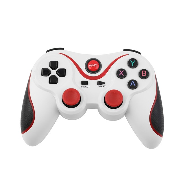 2016 T3 Android Wireless Bluetooth Gamepad Gaming Remote Controller Joystick BT 3.0 for Android Smartphone Tablet  TV Box