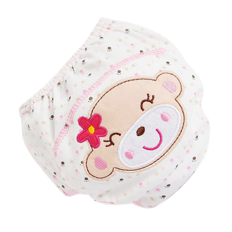 Mother & Kids Baby Care 1pcs Cute Baby Diapers Reusable Nappies Cloth Diaper Washable Infants Children Baby Cotton Training Pants Nappy Changing Monkey